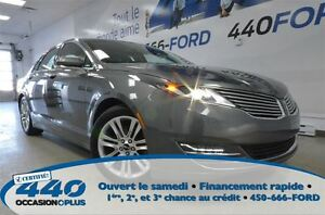 2014 Lincoln MKZ AWD  *Cuir, Toit, Navigation*