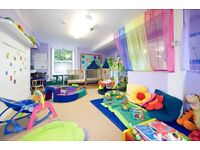 NVQ3 Nursery Practioner required for stunning nursery with excellent reputation