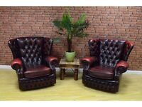 Mixed Chesterfield furniture surplus to requirements