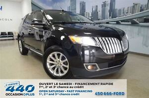 2011 Lincoln MKX | AWD, CUIR, TOIT OUVRANT