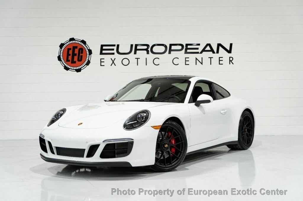 2019 Porsche 911, Carrara White Metallic with 1995 Miles available now!