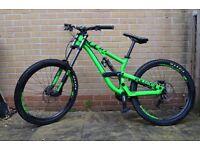Scott Voltage FR 720 MTB Downhill Mountain Bike Green
