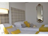 Beautiful rooms for rent in stunning Edinburgh town house EH9 2BX ideal for professionals