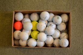 50 plus Golf Balls