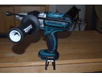 Makita BHP451 18V LXT Hammer Drill