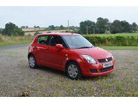 2008 Red Suzuki Swift 1.3 GLX 5DR - Quick Sale Needed