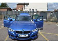 2017 BMW 3 SERIES SALOON - 330e M Sport 4dr Step Auto Electric Hybrid 254mile