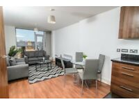 Short Term To Let. Minimum 1 Month. New Two Bedroom Apartment In Mount Pleasant, Liverpool L3.