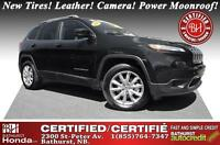 2014 Jeep Cherokee Limited - Certified Like New Except the Price