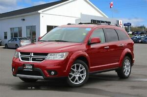 2016 Dodge Journey R/T! AWD! REDUCED! 7-SEATER! LEATHER!