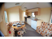 Caravan For Sale in Dumfries and Galloway Scotland-Low Site Fees-2 Bedroom-Sea Views-Near Cumbria