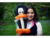 Liz The Wiz! Children's magician, birthday magician, balloon twister, birthday entertainer !