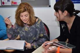 Free English Lessons in Central London
