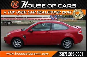 2008 Ford Focus SES *$76 Bi Weekly with $0 Down!*