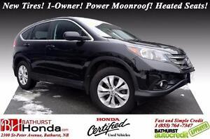 2014 Honda CR-V EX AWD Honda Certified! New Tires! 1-Owner! No A