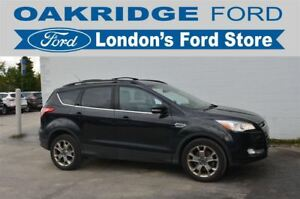 2013 Ford Escape JUST IN!!! PREMIUM HEATED LEATHER SEATS, NAVIGA