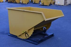 Self Dumping Hopper 7 Ga - .25 Cu. Yds.