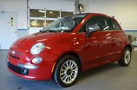 2014 Fiat 500C 500 LOUNG -CABRIOLET- CONDITION SHOW-ROOM