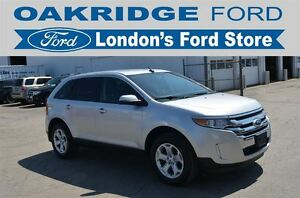 2014 Ford Edge SEL 1 OWNER SUPER CLEAN!