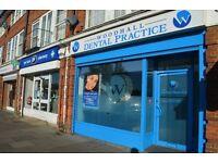 Qualified/Experienced GDC registered Dental Nurse required in Welwyn Garden City.