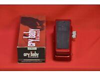 Dunlop Crybaby Slash Guitar Pedal £135