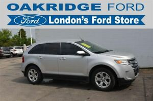 2013 Ford Edge FRONT WHEEL DRIVE, HEATED FRONT CLOTH SEATS, REVE