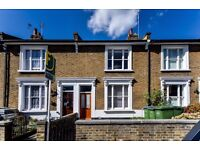 Beautiful FOUR bedroom terraced HOUSE in GREAT LOCATION, GREENWICH, SE10, with GARDEN, REAR SHED