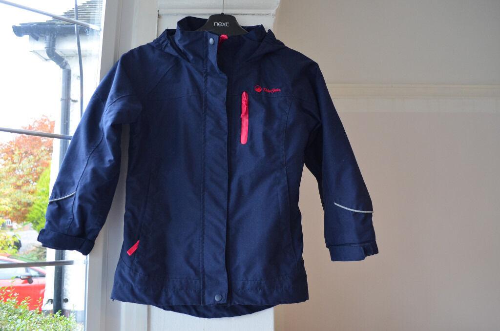 e99d58e613f3 3 in 1 Peter Storm waterproof Rain Coat (5-6 years)