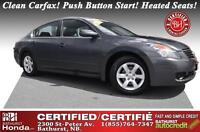 2009 Nissan Altima 2.5S No Accident! Fully Serviced! Certified!