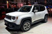 2015 Jeep Renegade New Limited 4x4 Nav Bluetooth Backup Cam R-st