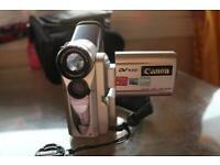 Cannon Dv1000 camcorder (vintage)
