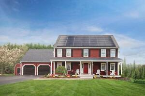 WOW! DO YOU WANT TO MAKE MONEY FROM YOUR ROOF? FREE $30,000 SOLAR PANELS!! PLUS GET UP TO $500! Call 416-479-3535