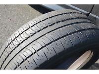 Pirelli Scorpion Zero 255/50 ZR 19 107Y Spare Tyre. Used.