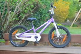 "Specialised Hotrock 16"" Girl's Bike (3-6 yrs) purple"