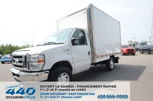 2014 Ford E-350 | 5.4L V8 GAS, CUTAWAY COMMERCIAL