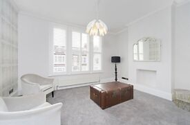 Newly Renovated! Impressive 3 Double Bed Flat- Superb Roof Terrace- Moments To Putney Train Station.