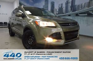 2013 Ford Escape SEL *Cuir, Navigation*