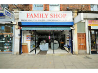 W3: Spacious A1 commercial premises on busy Acton High Street