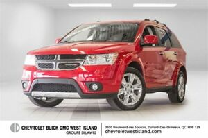 2014 Dodge Journey 7 passagers AWD**cuir**toit**navigation**