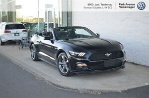 2016 Ford Mustang V6 Décapotable!