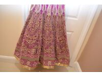 Bridal dress Indian