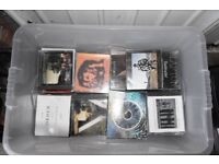 Big Box of CD's for Sale