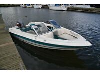 Campion V485 Speed boat