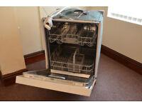 New - Unused BOSCH SM150C12GB Semi-integrated dishwasher.