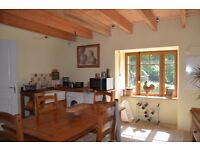 Rural idyll: 2 bed cottage on organic farm in Brittany