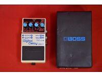 Boss DD-7 Digital Delay Guitar Effects Pedal £100