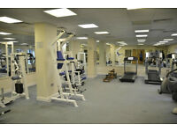 Double room In stratford FREE GYM AND SAUNA