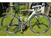 Pinarello Galileo Road bike (56cm). Dura Ace/Ultegra with Onda carbon forks front and back.