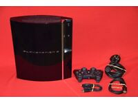 Sony PlayStation 3 PS3 60GB (PS2 Compatiable) £85