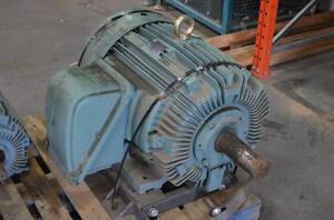TECO 60hp Motor
